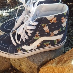 Vans high top Alohas sz womens 6.5